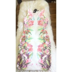 Guess flower print dress
